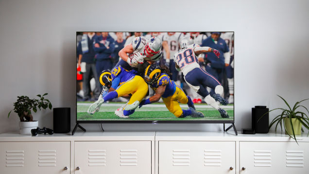 There's a Reason the Super Bowl Is Being Broadcast in Fake 4K