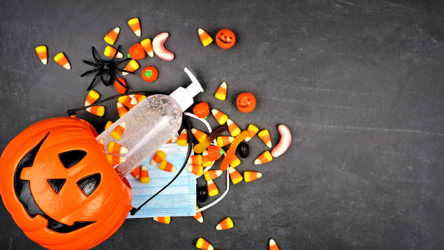 Make a Candy Chute for Safer Pandemic Trick-or-Treating