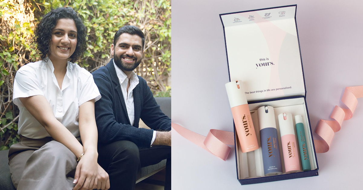 "This S'pore Startup Uses Your Selfie, Data To Create A Skincare Regime That Is Truly ""Yours"""