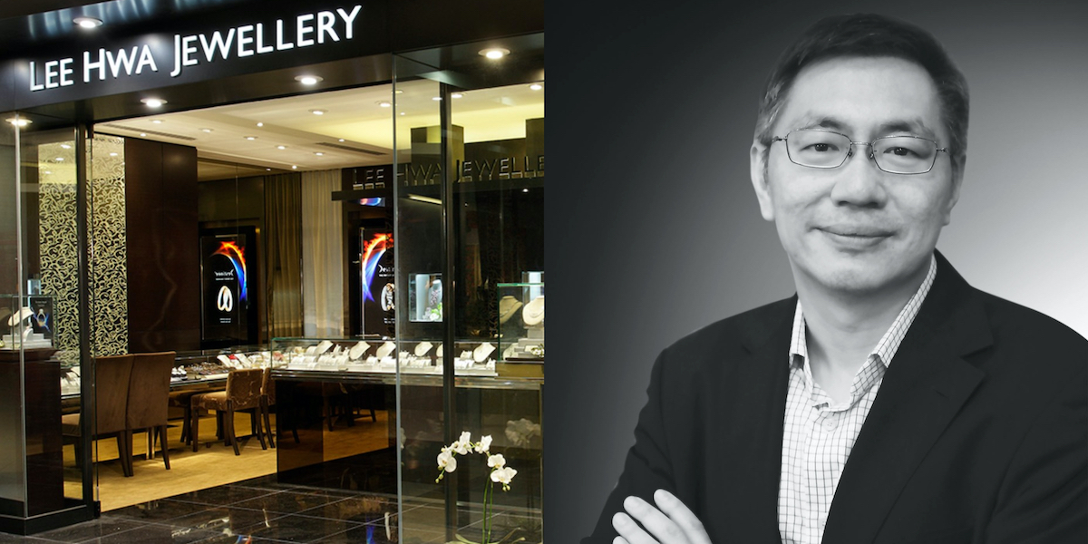 From Lee Hwa To Maxi-Cash: How He Revamped His Family Biz And Became S'pore's 50th Richest