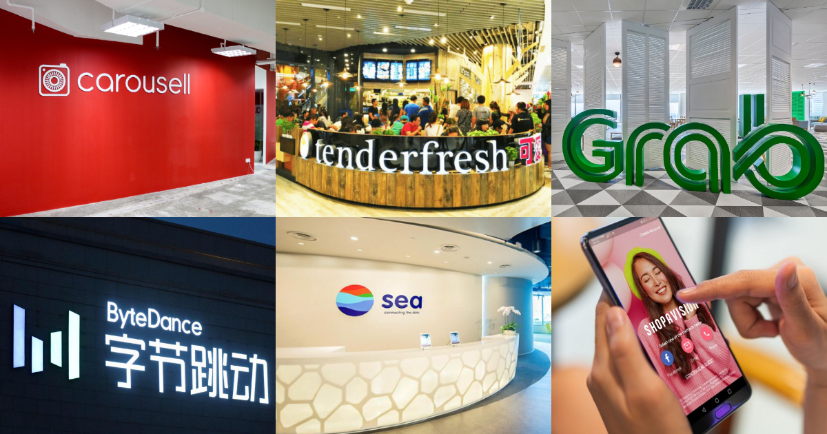 From Sea Limited To Grab: Here Are 8 Things I Learnt From Writing On Startups, Bizs In 2020