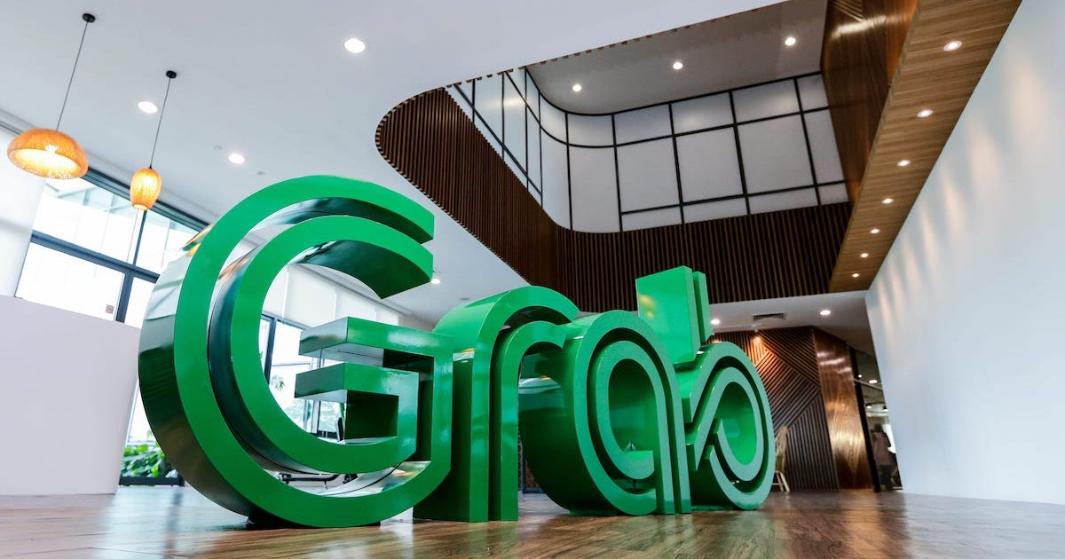 Grab Allegedly Considering Secondary Listing In S'pore After Its Recent US SPAC Merger