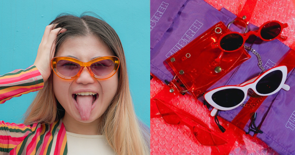 This NUS Grad Has A Vision For An Inclusive World So She Made Sunnies That Aim To Fit All Faces